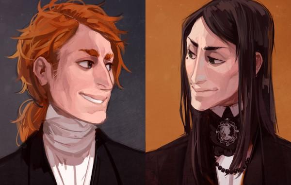Louis & Valentin