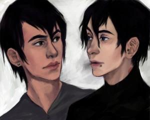 """Eden & Damien - par """"EM-L-Jay"""""""
